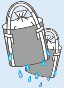 水切りフレコン
